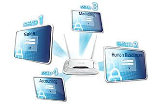 Oferta router wifi para compartir Internet con los vecinos de manera equitativa y segura