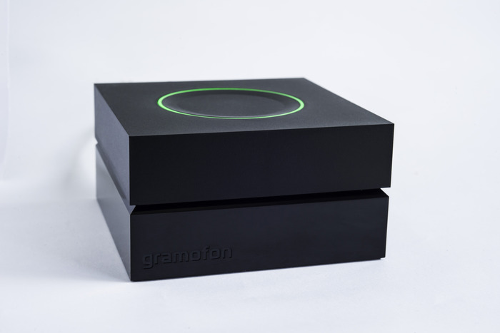 Gramofon: Un reproductor wifi de spotify para tu minicadena