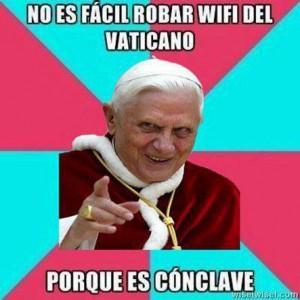 no-es-facil-robar-wifi-del-vaticano-por-que-es-conclave-ba-dum-tss-chiste-del-nuevo-papa-argentino