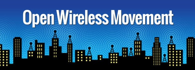 Open Wireless Router, routers para compartir internet via wifi y crear una red mundial abierta y gratis para todos, alternativa a Fon