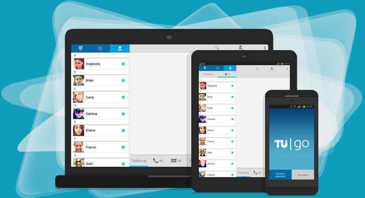 TU Go, servicio para llamar y enviar sms desde redes wifi con movistar usando tu numero