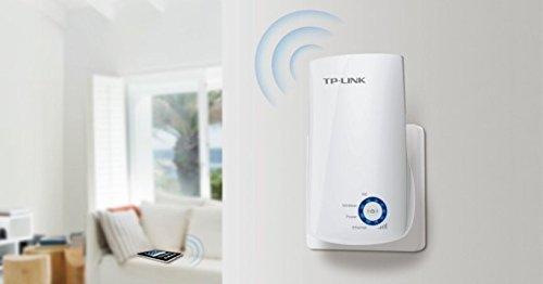 Ampliar red wifi de casa con este repetidor wifi barato, bueno, de largo alcance, de pared, ideal para Movistar, Vodafone, Jazztel, Orange y Ono