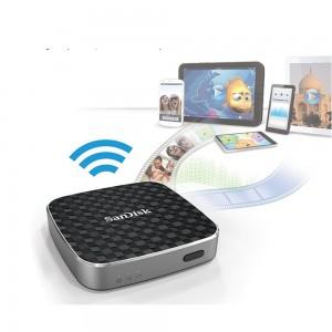 Flash SanDisk Connect Wireless. Clic en foto para detalles