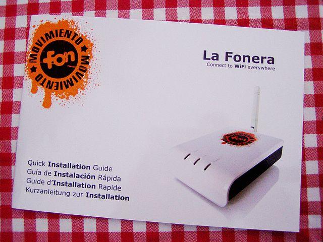 Las foneras están de moda, routers con doble wifi pública y privada