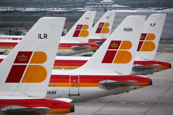 Precios de la wifi en los aviones de Iberia: 4 Megas por 5 Euros