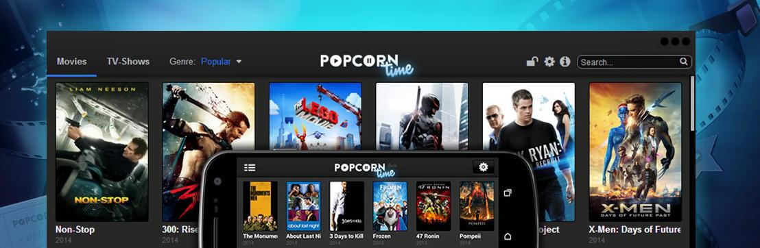La alternativa a series yonkis, seriespepito y seriesly se llama Popcorn Time y es imparable