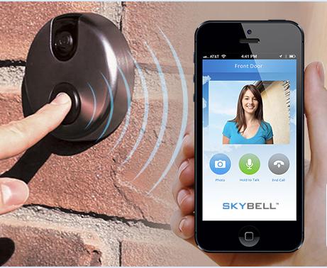 El timbre para puertas se moderniza con wifi, cámara integrada y retransmisión en vivo en el smartphone