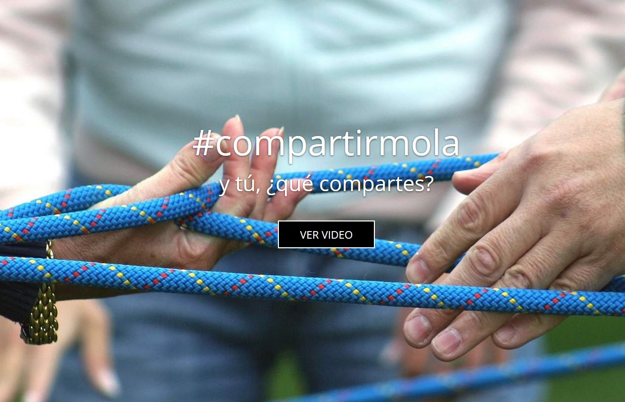 Compartir mola, la película sobre el consumo colaborativo que se proyectará en los cines este otoño 2014 #compartirmola