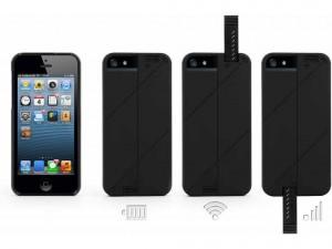 Technaxx, antena wifi para ampliar señal en iPhone, clic en foto