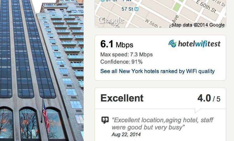 Extension de chrome y firefox te muestra la calidad wifi de los hoteles antes de hacer la reserva