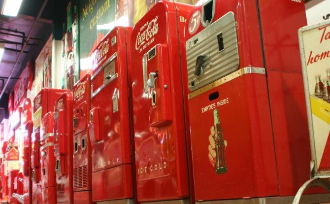 Coca cola instala wifi hotspots en las máquinas de bebidas en África