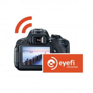 Cómo pasar las fotos de la cámara al móvil directamente. Clic en la imágen