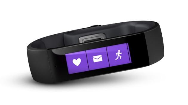 Nueva pulsera cuantificadora Microsoft Band, su primer wearable ya a la venta por un precio de 199 dólares