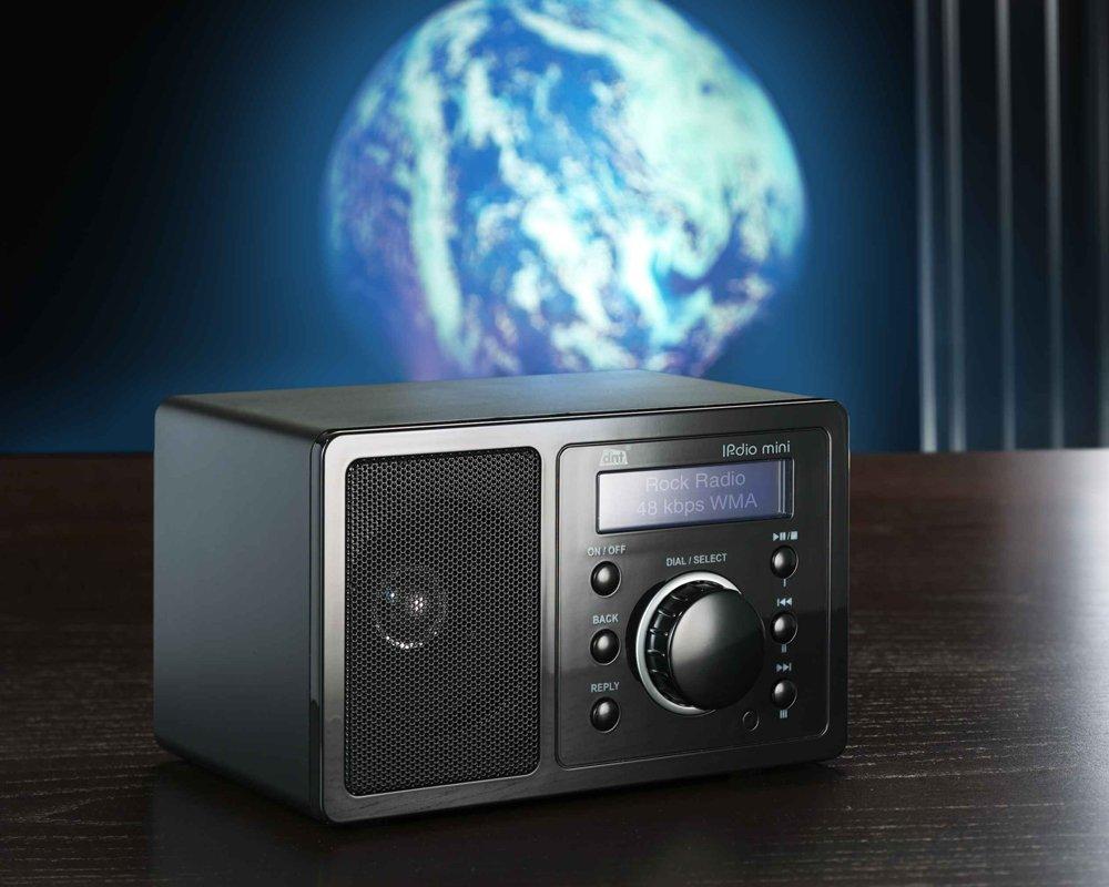 Radios con wifi para sintonizar todas las emisoras de Internet y conectar a spotify