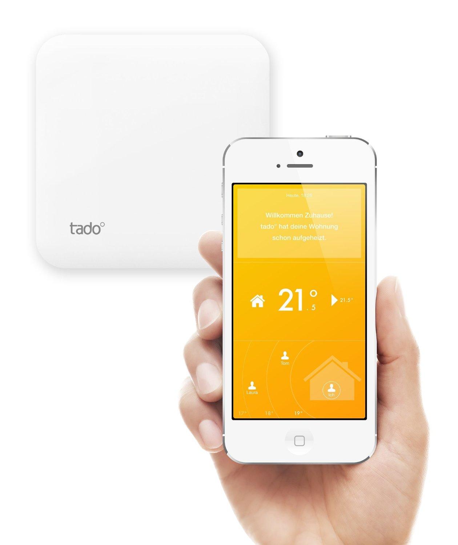 Tado, un termostato inteligente para tu calefacción que ahorra un 30% de consumo sin que tengas que pasar frío