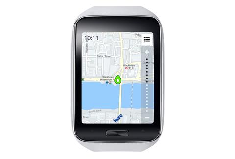 Un «teléfono» inteligente en la muñeca, el smartwatch Samsung Gear S