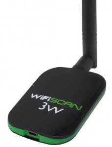 Kit wifiscan de auditoría wifi. Clic foto para detalles