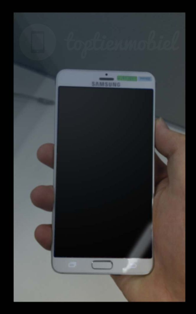 Aspecto real del Samsung Galaxy S6