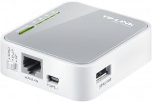 Modem 4G para compartir conexión
