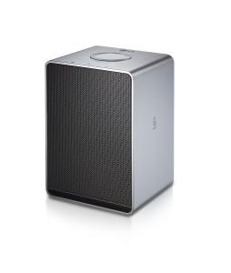 LG Music Flow H3 NP8340 - Sistema sonido Smart Audio de alta definición inalámbrico de 30W, plateado