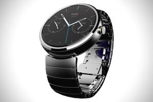 Click para ver el Moto 360 smartwatch