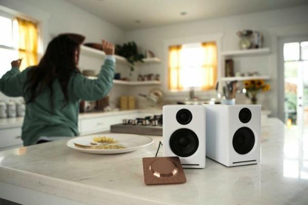 Beep, adaptador wifi para escuchar Spotify en todo equipo de musica, el Chromecast para radios y cadenas hifi