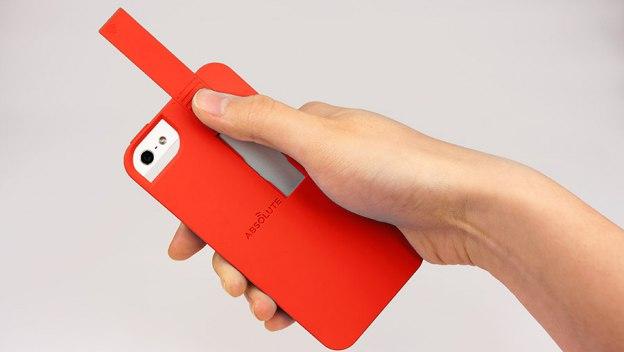 Linkase. Carcasa con amplificador de Wi-Fi para iPhone 5