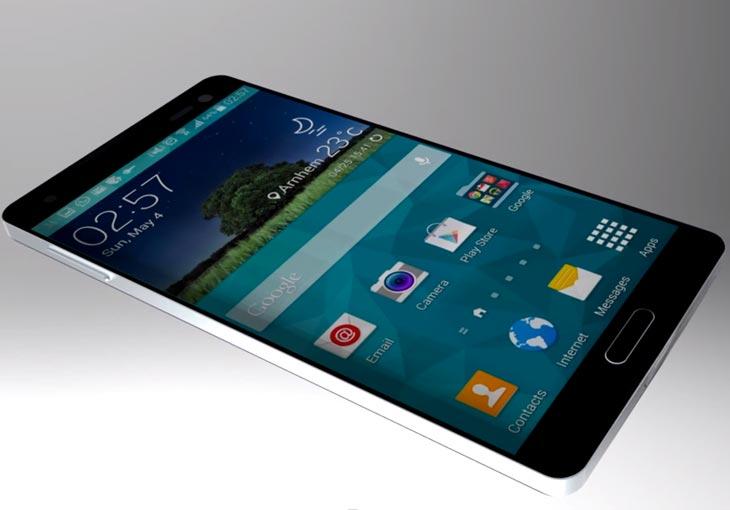 Prototipo falso del Galaxy S6