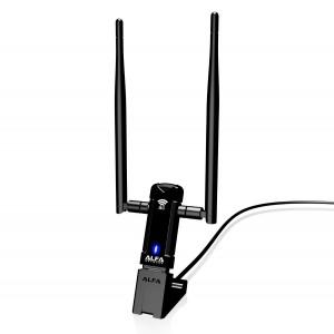 3.0 adaptador Wi-Fi Alfa Largo Alcance Dual-Band. Clic en la imagen