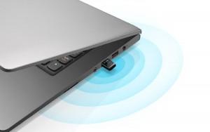Adaptador wifi convertido en amplificador de señal wifi