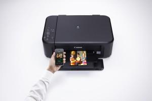 Impresora wifi, compatible con Google Cloud Print, clic en la imágen