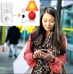Sensor wifi inteligente que da órdenes a los enchufes, tu casa domótica y con alarma sin instalación por 40 euros