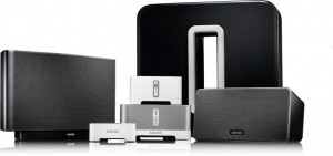 Altavoz wifi de Sonos, clic en la imágen