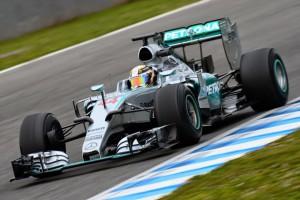 Lewis Hamilton, campeón de la formula1 2014
