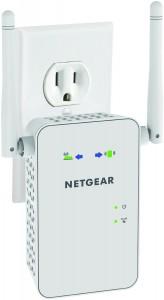 Extensor WiFi Netgear AC750