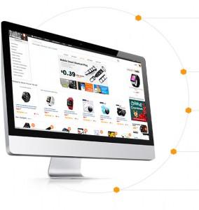 Tienda GearBest de tecnología