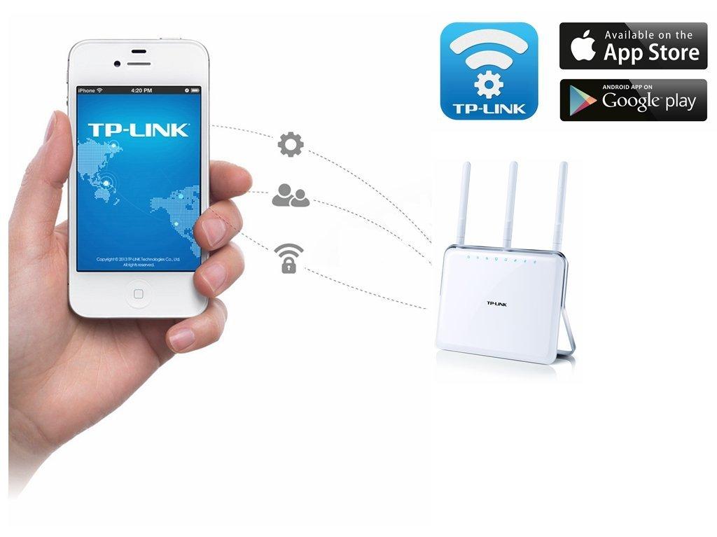 Análisis del router wifi ac dual band más equilibrado, TP-Link Archer C8, gran relación rendimiento precio