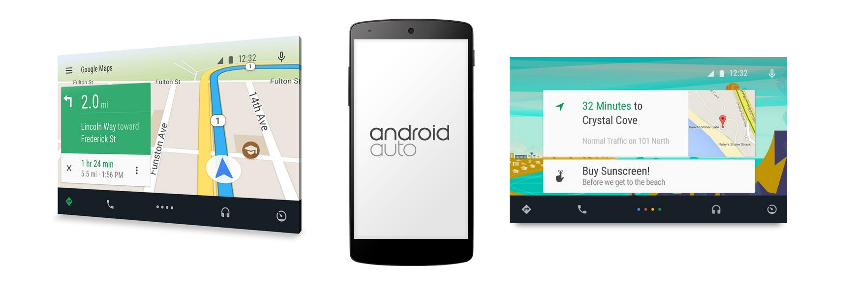 Android Auto ya está aquí, ¿es tu móvil compatible?