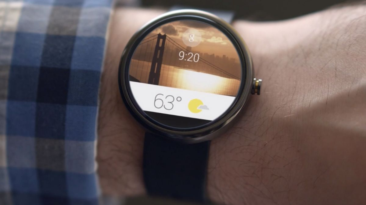 Uno de los mejores dispositivos smartwatch: el Motorola Moto 360