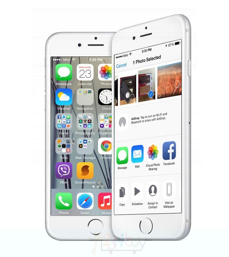 Donde comprar el iPhone 6 chino, un clon barato que merece la pena, lleva Android y tiene cuerpo de aluminio