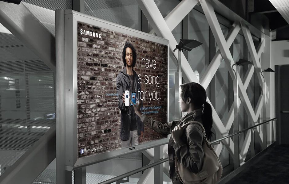 La Publicidad en Smart Posters a través de tags NFC