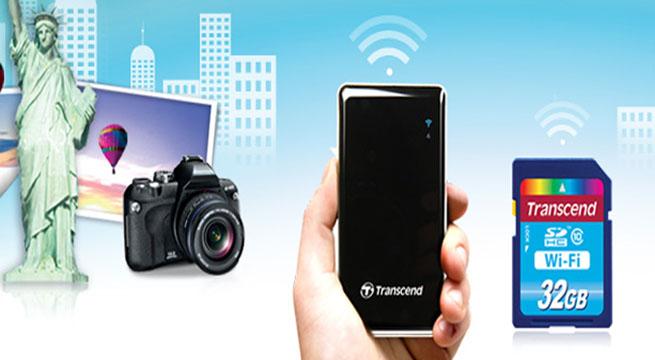 Trascend WiFi SD Card, una tarjeta WiFi para tu cámara de fotos convencional