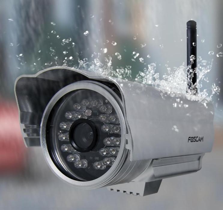 Camaras IP wifi de vigilancia, baratas, en vivo, para exterior o interior e inalámbricas, como se instalan y configuran, guía rápida