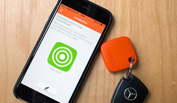 Gigaset G-tag, el dispositivo para no perder nada