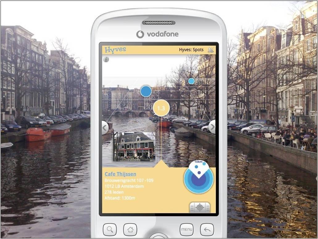 Aplicación de la Realidad Aumentada en el Turismo y el Márketing