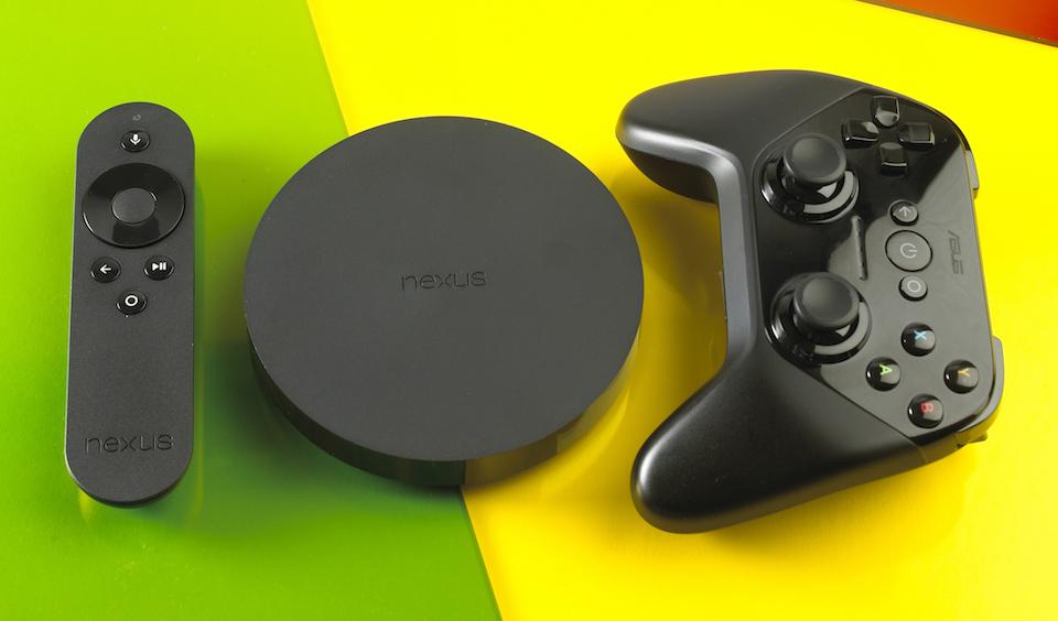Nexus Player, el reproductor multimedia con Android TV de Google, análisis, donde comprar