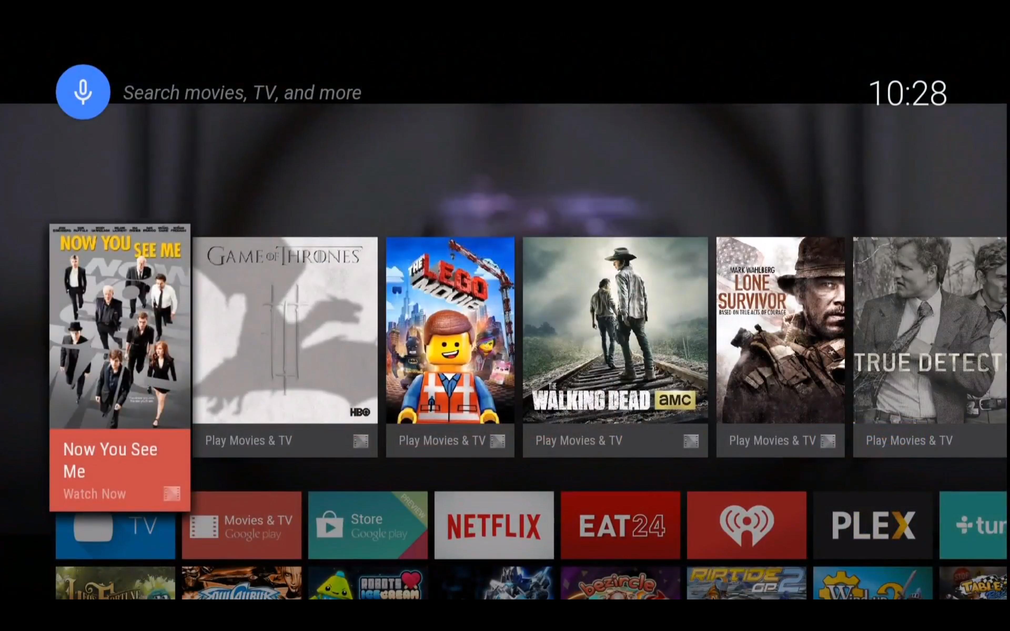 Android TV, el corazón de los televisiores inteligentes