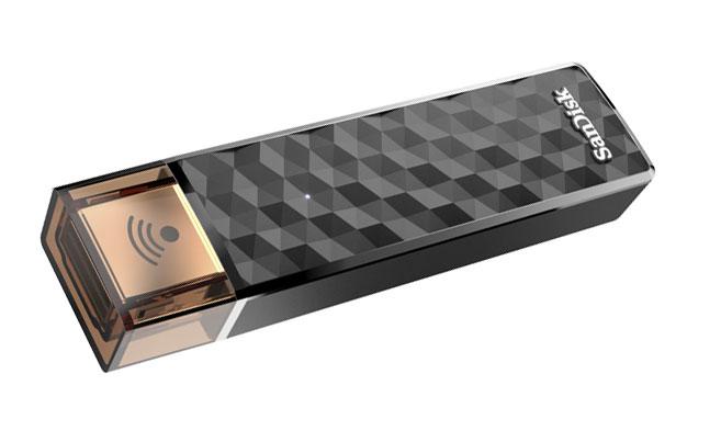 Memoria usb SanDisk Connect Wireless Stick, pendrive con batería y wifi integrados