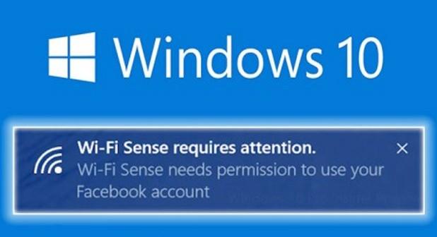 Compartir conexión a Internet con Windows 10 y su nueva función wifi sense
