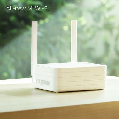 All-new Xiaomi Mi Wifi, router y disco duro externo inalámbrico de 1TB, todo en uno, con dual band, buen precio